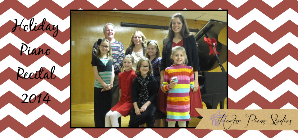 Winter Recital – Nice work!
