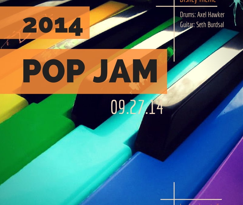 2014 Popular Music Jam